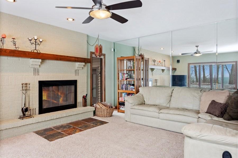 Real Estate Photography - 4486 Greenwood Drive, Benton Harbor, MI, 49022 - Family Room