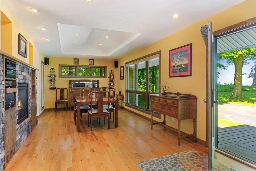 Real Estate Photography - 4486 Greenwood Drive, Benton Harbor, MI, 49022 - Dining Room