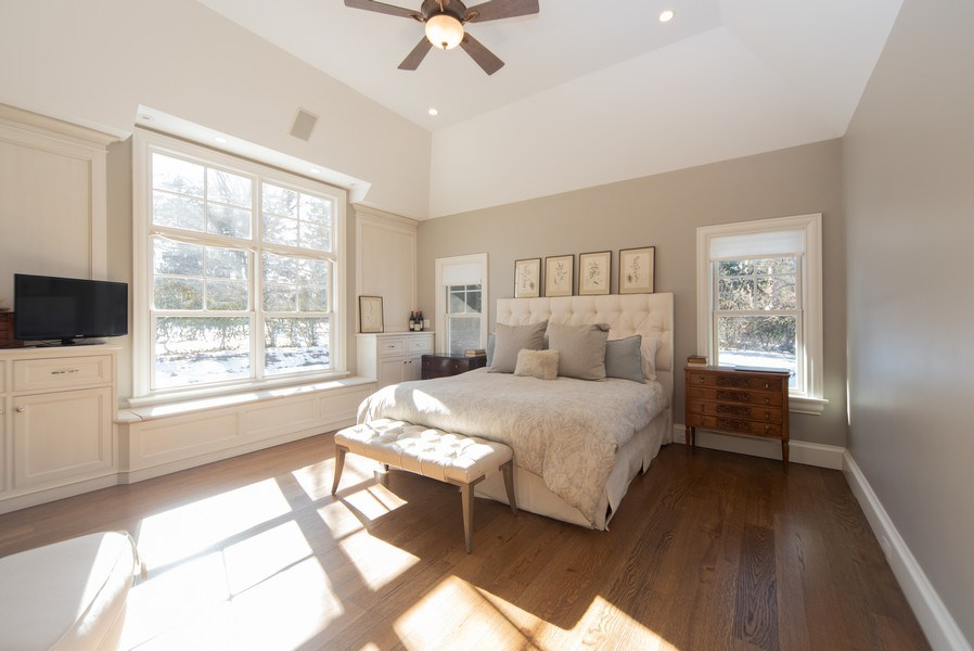 Real Estate Photography - 315 E Hawthorne St, Arlington Heights, IL, 60004 - Master Bedroom