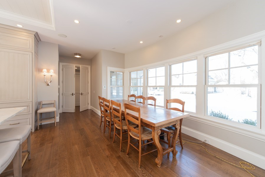 Real Estate Photography - 315 E Hawthorne St, Arlington Heights, IL, 60004 - Dining Room