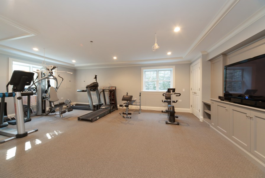 Real Estate Photography - 315 E Hawthorne St, Arlington Heights, IL, 60004 - Play / Recreational Room