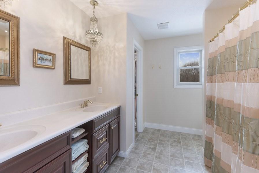 Real Estate Photography - 6373 Oak Court, Berrien Center, MI, 49102 - Master Bathroom