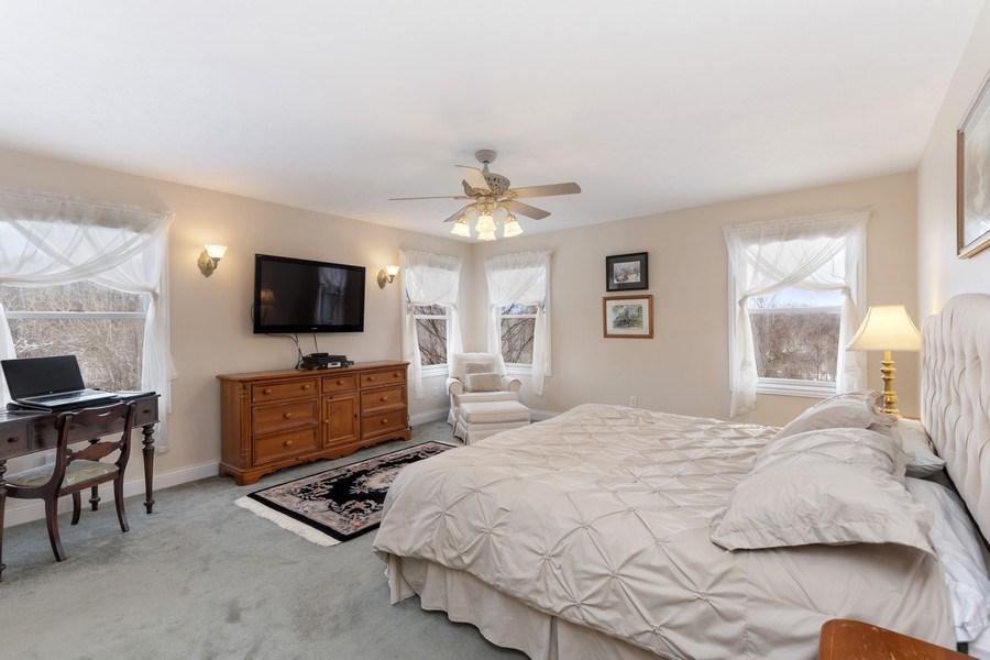 Real Estate Photography - 6373 Oak Court, Berrien Center, MI, 49102 - Master Bedroom