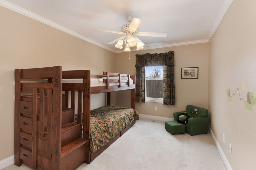 Real Estate Photography - 6373 Oak Court, Berrien Center, MI, 49102 - 3rd Bedroom