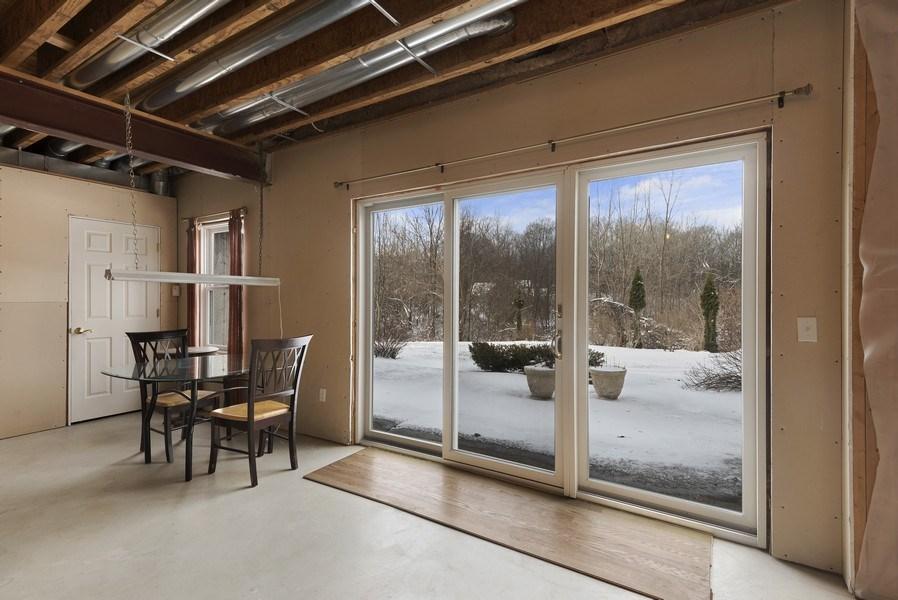 Real Estate Photography - 6373 Oak Court, Berrien Center, MI, 49102 - Lower Level