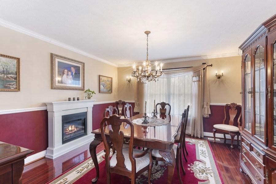 Real Estate Photography - 6373 Oak Court, Berrien Center, MI, 49102 - Dining Room