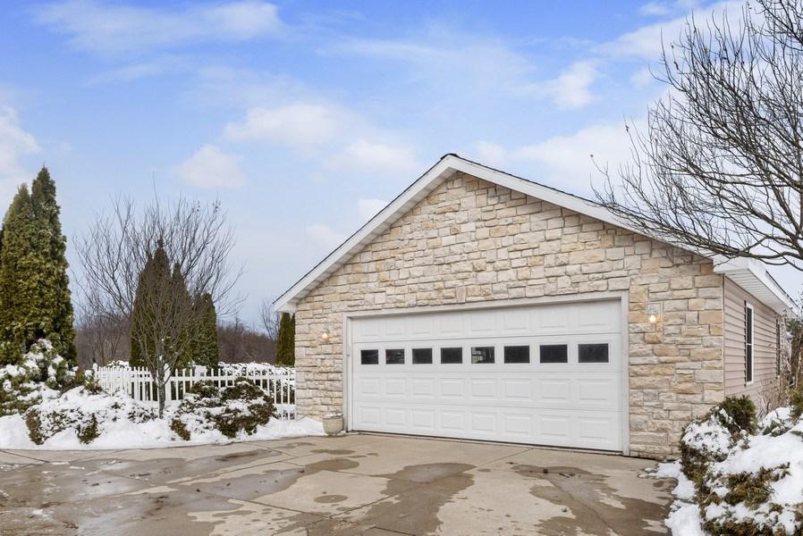 Real Estate Photography - 6373 Oak Court, Berrien Center, MI, 49102 - Garage