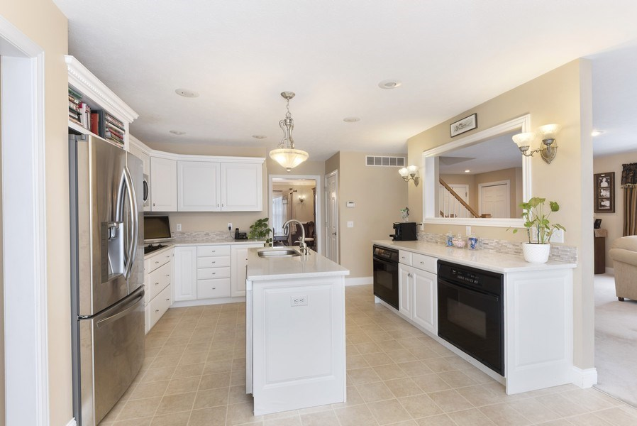 Real Estate Photography - 6373 Oak Court, Berrien Center, MI, 49102 - Kitchen