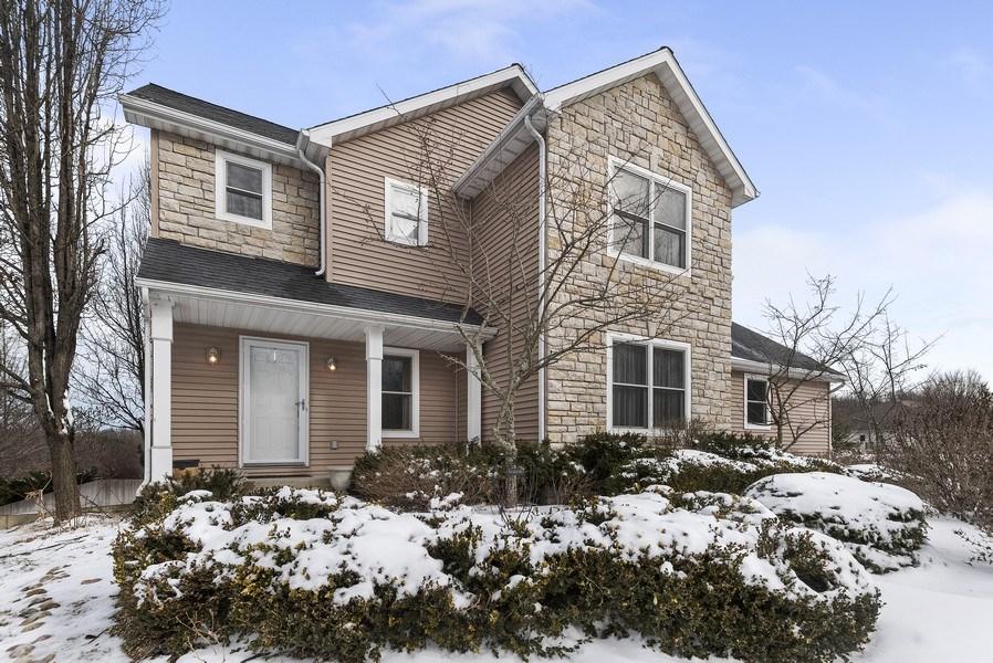 Real Estate Photography - 6373 Oak Court, Berrien Center, MI, 49102 - Front View