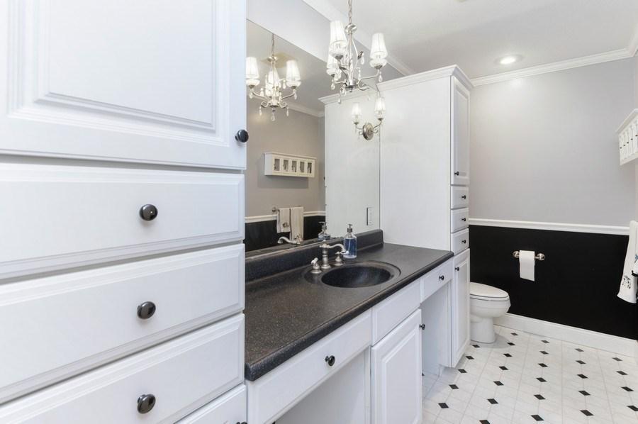 Real Estate Photography - 6373 Oak Court, Berrien Center, MI, 49102 - Bathroom