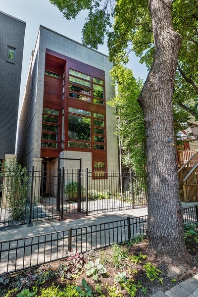 Real Estate Photography - 1734 N. Winchester Ave., Chicago, IL, 60622 - Front View