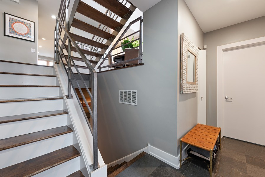 Real Estate Photography - 1734 N. Winchester Ave., Chicago, IL, 60622 - Entryway