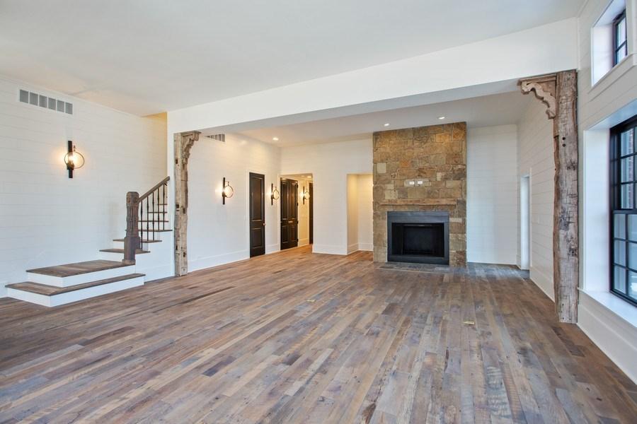 Real Estate Photography - 14950 Lakeside Road, Lakeside, MI, 49116 - Living Room
