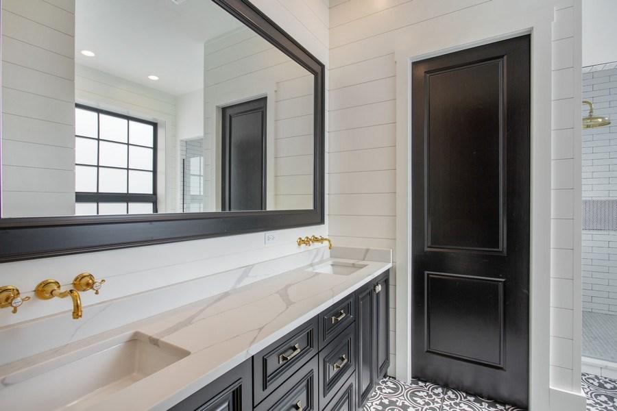 Real Estate Photography - 14950 Lakeside Road, Lakeside, MI, 49116 - Master Bathroom