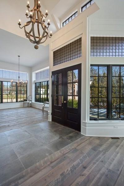 Real Estate Photography - 14950 Lakeside Road, Lakeside, MI, 49116 - Foyer
