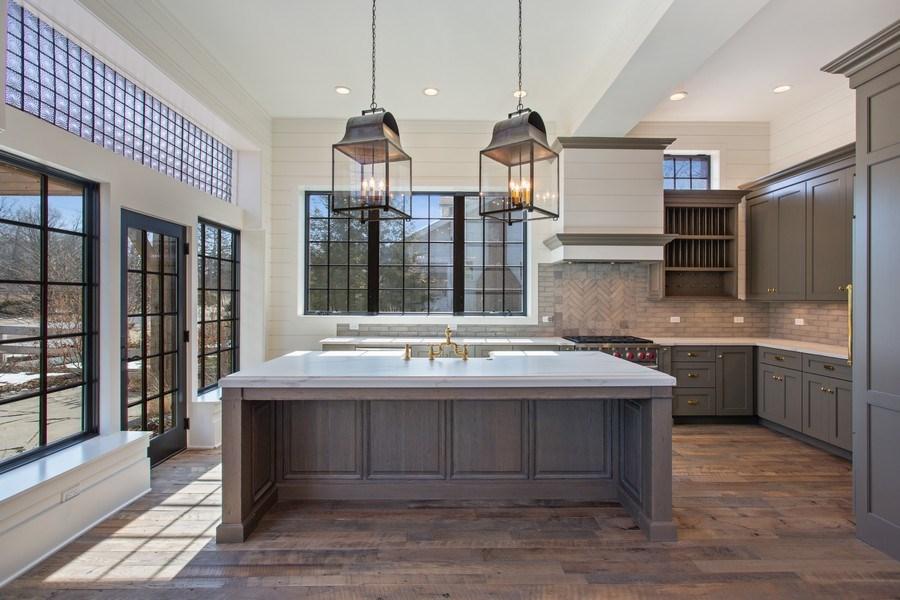 Real Estate Photography - 14950 Lakeside Road, Lakeside, MI, 49116 - Kitchen