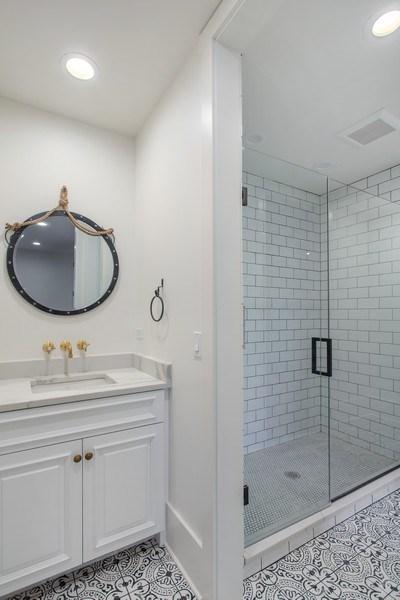 Real Estate Photography - 14950 Lakeside Road, Lakeside, MI, 49116 - Bathroom