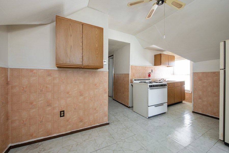 Real Estate Photography - 6334 W Belmont, Chicago, IL, 60634 - Kitchen