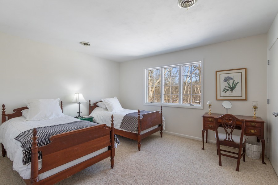 Real Estate Photography - 25130 N Cayuga Trail, Lake Barrington, IL, 60010 - 4th Bedroom