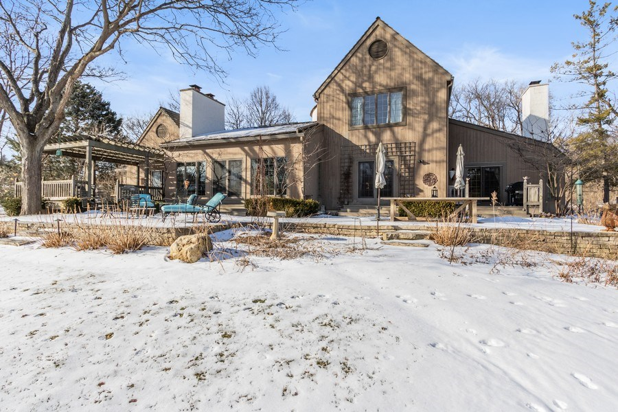Real Estate Photography - 25130 N Cayuga Trail, Lake Barrington, IL, 60010 - European Country Estate
