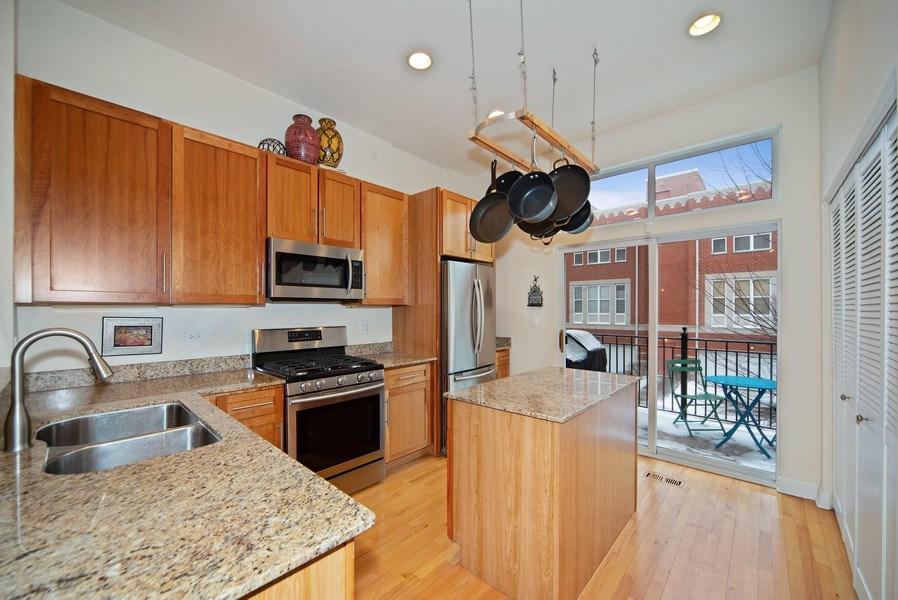 Real Estate Photography - 2717 W. Dakin, Chicago, IL, 60618 - Kitchen