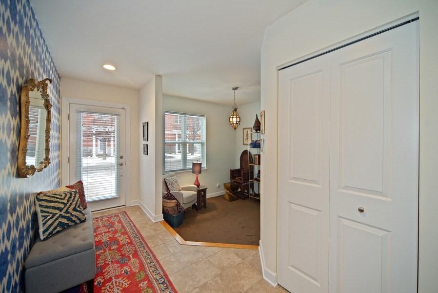 Real Estate Photography - 2717 W. Dakin, Chicago, IL, 60618 - Foyer