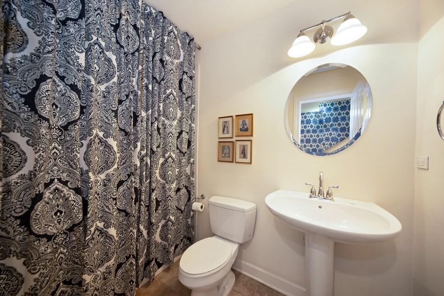 Real Estate Photography - 2717 W. Dakin, Chicago, IL, 60618 - Third Bath