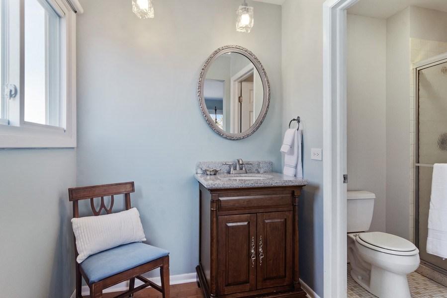 Real Estate Photography - 2308 N Evergreen, Arlington Heights, IL, 60004 - Master Bathroom