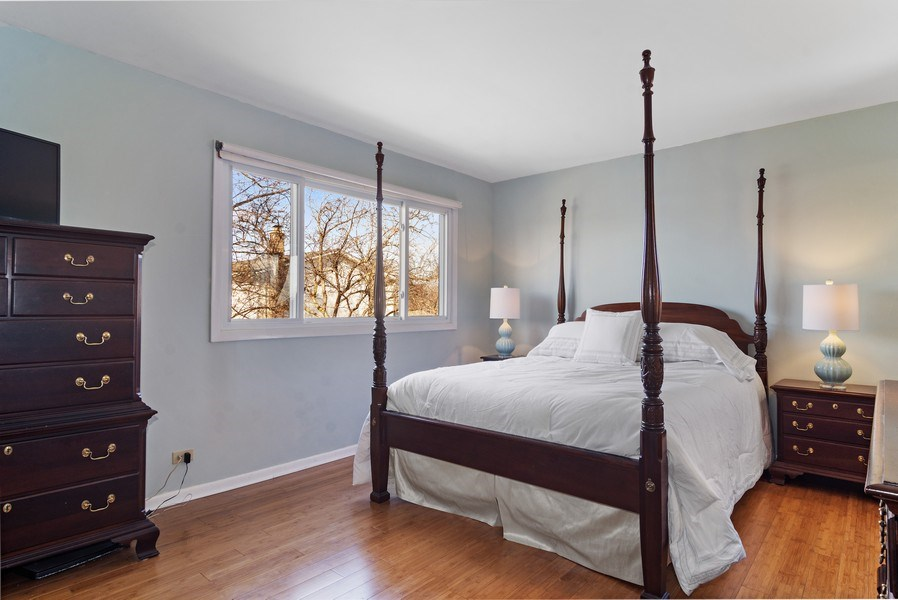 Real Estate Photography - 2308 N Evergreen, Arlington Heights, IL, 60004 - Master Bedroom
