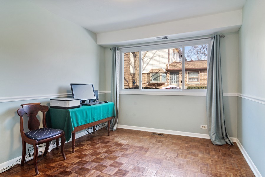Real Estate Photography - 2308 N Evergreen, Arlington Heights, IL, 60004 - 5th bedroom (main level) or Office