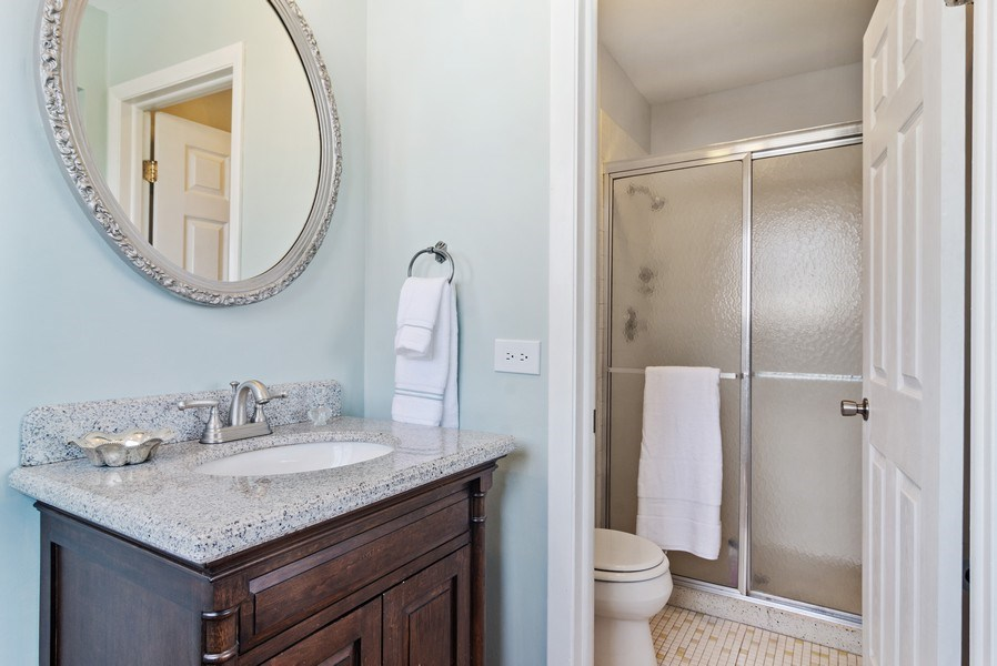 Real Estate Photography - 2308 N Evergreen, Arlington Heights, IL, 60004 - Master Bathroom