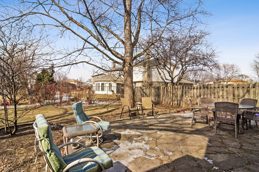 Real Estate Photography - 2308 N Evergreen, Arlington Heights, IL, 60004 - Back Yard
