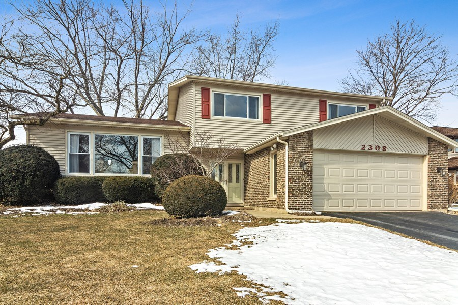 Real Estate Photography - 2308 N Evergreen, Arlington Heights, IL, 60004 - Front View