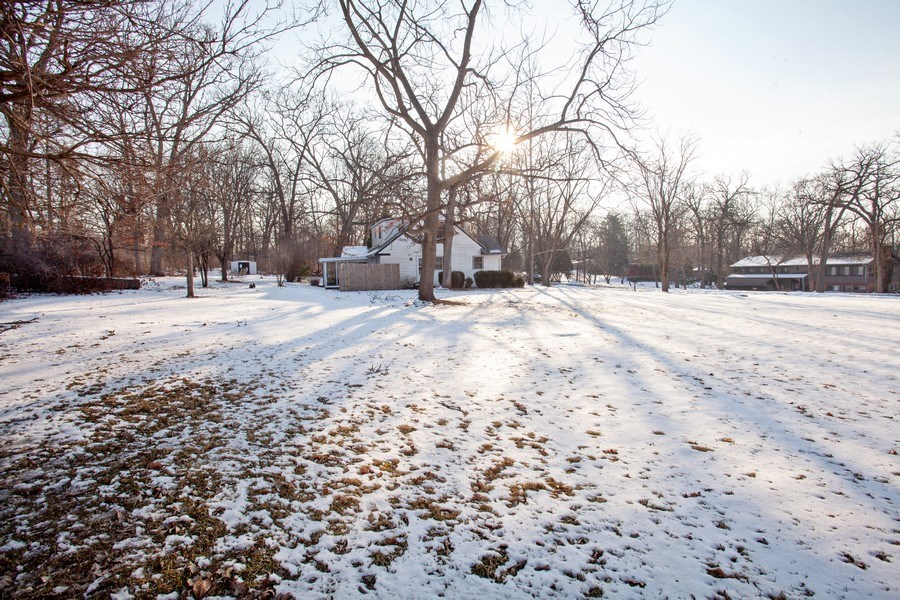 Real Estate Photography - 27W774 Elm Dr, West Chicago, IL, 60185 - Back Yard