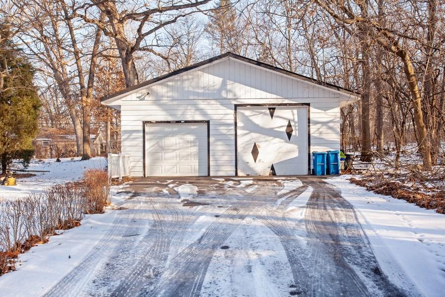 Real Estate Photography - 27W774 Elm Dr, West Chicago, IL, 60185 - Garage