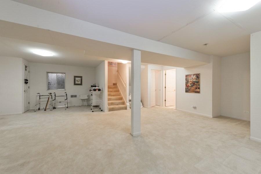Real Estate Photography - 144 Fairway Drive, La Grange, IL, 60525 - Basement