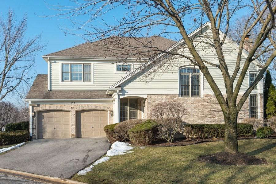 Real Estate Photography - 144 Fairway Drive, La Grange, IL, 60525 - Front View