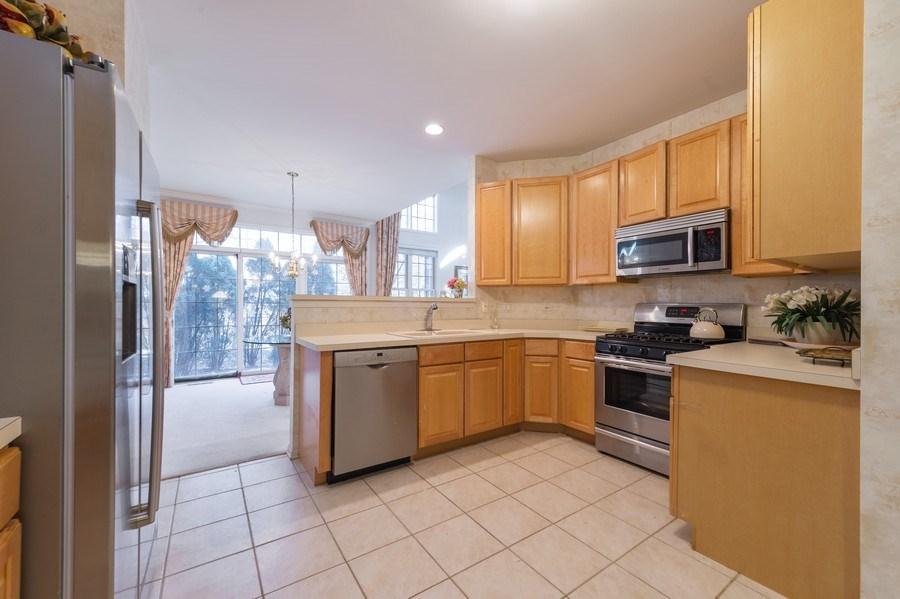 Real Estate Photography - 144 Fairway Drive, La Grange, IL, 60525 - Kitchen