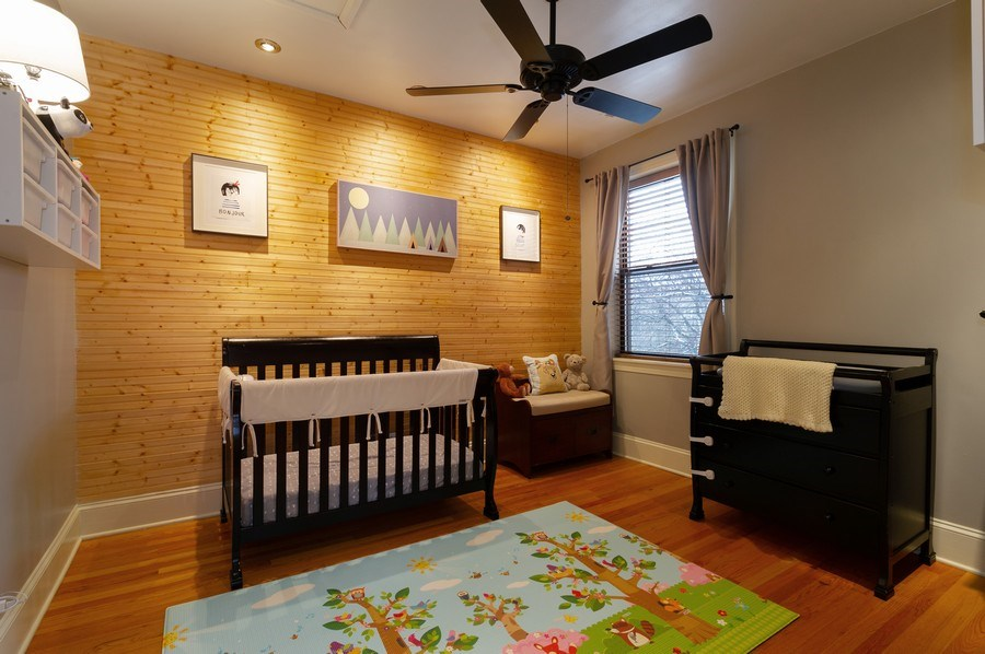 Real Estate Photography - 7633 N Greenview, 3W, Chicago, IL, 60626 - 2nd Bedroom