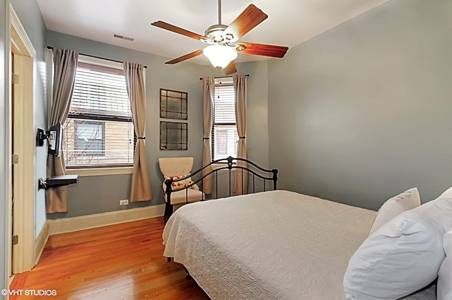 Real Estate Photography - 7633 N Greenview, 3W, Chicago, IL, 60626 -