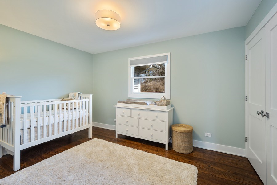 Real Estate Photography - 1202 Prairie Ave, Barrington, IL, 60010 - 3rd Bedroom