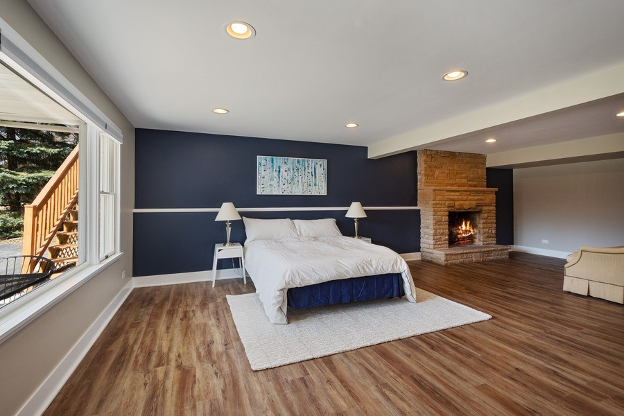 Real Estate Photography - 1202 Prairie Ave, Barrington, IL, 60010 - 4th Bedroom