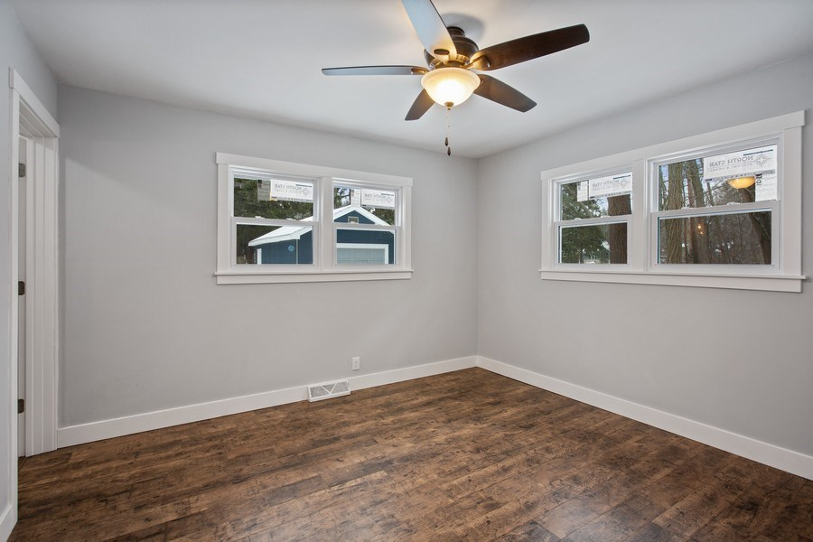 Real Estate Photography - 12257 Linden Ave, Sawyer, MI, 49125 - Master Bedroom