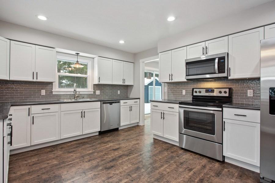 Real Estate Photography - 12257 Linden Ave, Sawyer, MI, 49125 - Kitchen