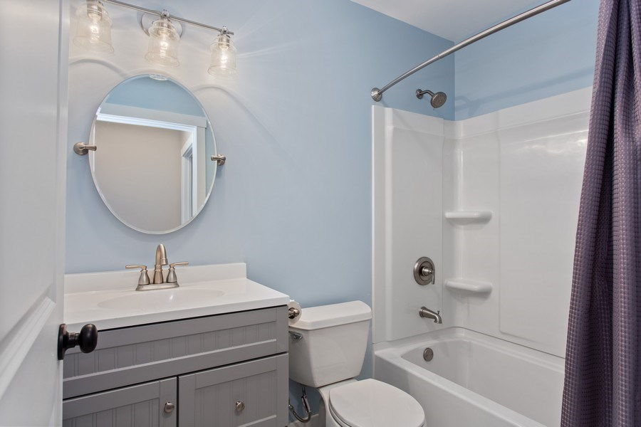Real Estate Photography - 12257 Linden Ave, Sawyer, MI, 49125 - Bathroom