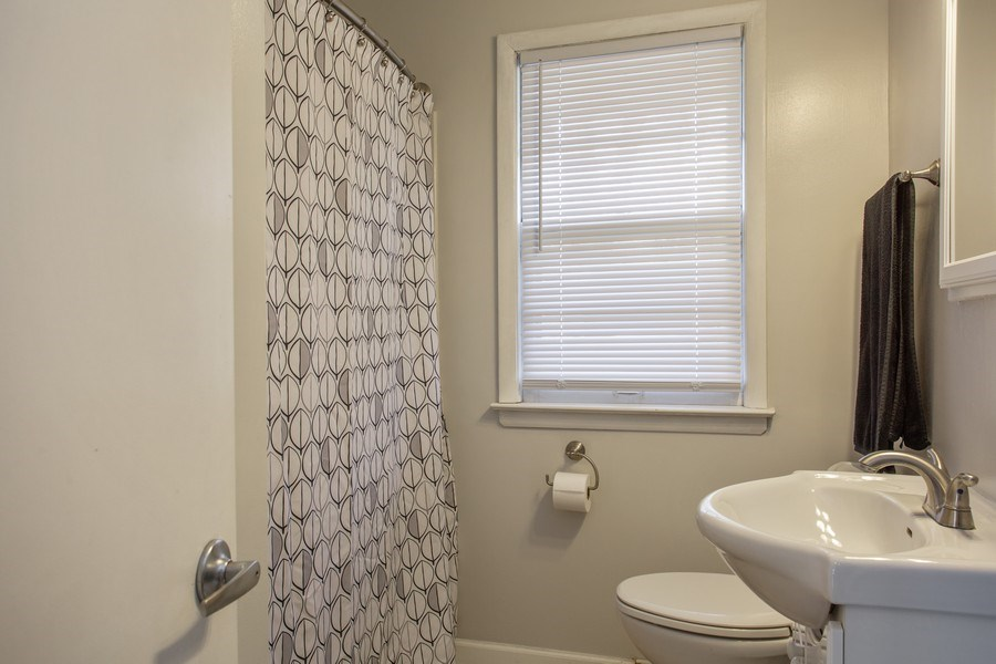 Real Estate Photography - 791 Clemens Ave, St Joseph, MI, 49085 - Bathroom