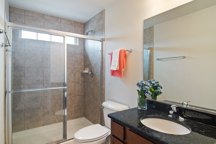 Real Estate Photography - 23610 N Sanctuary Club Dr., Kildeer, IL, 60047 - 3rd Bathroom