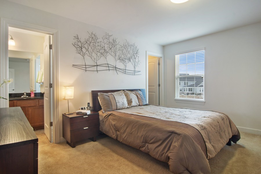 Real Estate Photography - 23610 N Sanctuary Club Dr., Kildeer, IL, 60047 - 3rd Bedroom