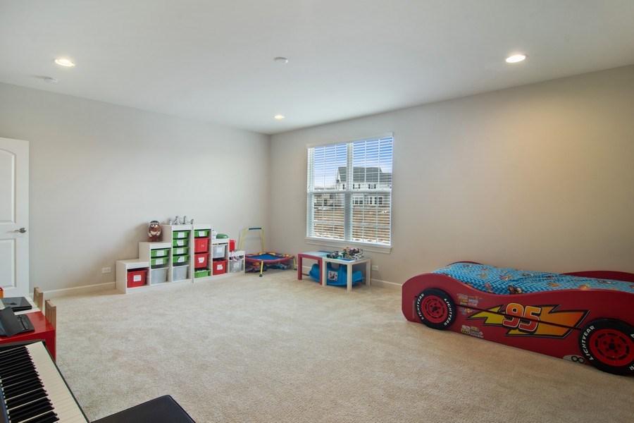 Real Estate Photography - 23610 N Sanctuary Club Dr., Kildeer, IL, 60047 - Bonus Room