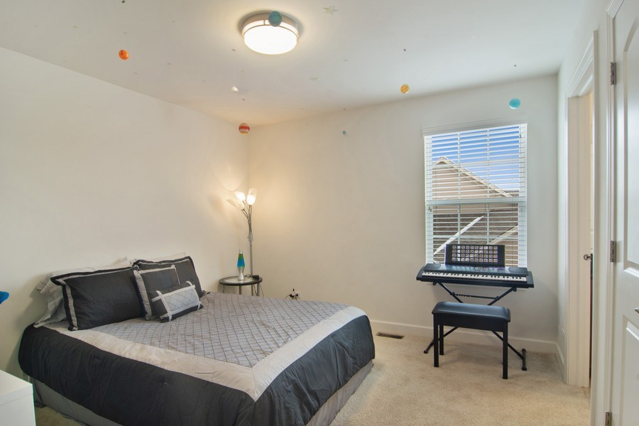 Real Estate Photography - 23610 N Sanctuary Club Dr., Kildeer, IL, 60047 - 4th Bedroom